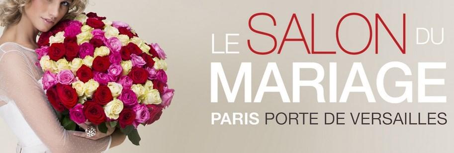 Affiche du salon du mariage de Paris 2017